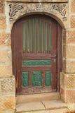 Puerta vieja de Sekler Imagen de archivo