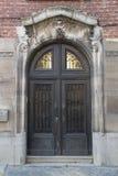Puerta vieja, Lier, Bélgica Imagen de archivo