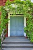 Puerta vieja pintoresca Imágenes de archivo libres de regalías