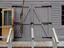 Puertas Fotografía de archivo libre de regalías