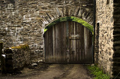 Puertas foto de archivo