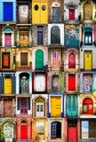 Puertas foto de archivo libre de regalías