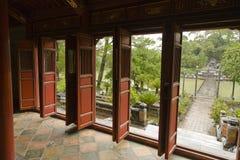 Puertas abiertas Imágenes de archivo libres de regalías