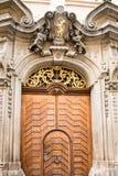 Puertas adornadas Fotografía de archivo
