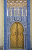Marroquí Royal Palace fotos de archivo