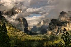Puertas al valle Imagenes de archivo