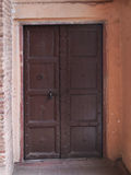 Puertas antiguas Imagen de archivo libre de regalías