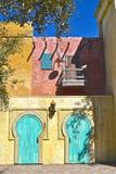 Puertas cerradas Imagenes de archivo