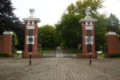 Puertas de Feldwick, Invercargill fotos de archivo
