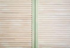 Puertas de gabinete Foto de archivo