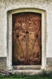 Puertas de Ghotic imagenes de archivo