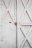 Puertas de granero foto de archivo