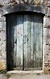 Puertas de Haunty foto de archivo