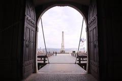 Puertas de la ciudad Foto de archivo