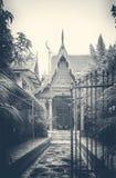 Puertas de la entrada del templo Imagen de archivo libre de regalías