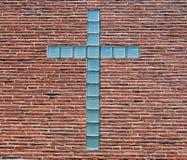 Puertas de la iglesia de Fuschia Imagenes de archivo