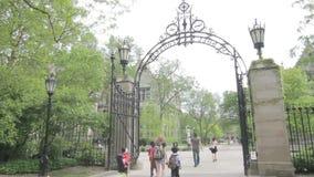 Puertas de la Universidad de Chicago
