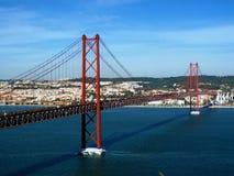 Puertas de oro de Portugal Foto de archivo libre de regalías