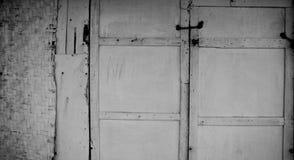 Puertas de Shopfront Imagen de archivo