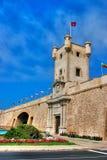 Puertas de Tierra (Cadiz) Fotos de Stock Royalty Free