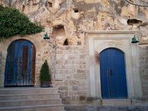 Puertas del cappadocia del urgup Imagen de archivo