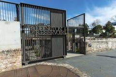 Puertas del depósito de Paddington Fotografía de archivo libre de regalías