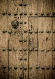 Puertas del edificio colonial en Cartagena, Colombia Fotos de archivo