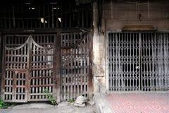 Puertas del este viejas del estilo Foto de archivo