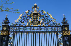 Puertas del jubileo en el parque de los regentes en Londres Imagen de archivo libre de regalías