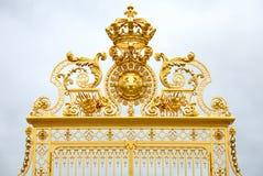 Puertas del palacio fotografía de archivo libre de regalías