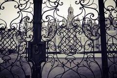 Puertas del señorío Imágenes de archivo libres de regalías