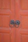 Puertas del templo Fotos de archivo libres de regalías