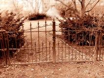 Puertas del tiempo Foto de archivo libre de regalías