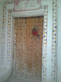 Puertas desde millares de años Foto de archivo libre de regalías