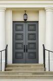 Puertas dobles Fotografía de archivo libre de regalías