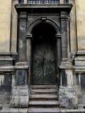 Puertas en el pasado Fotografía de archivo