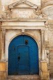 Puertas en Martel, Francia Fotografía de archivo