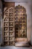 Puertas indias Fotografía de archivo libre de regalías