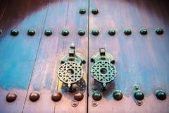 Puertas magníficas foto de archivo libre de regalías