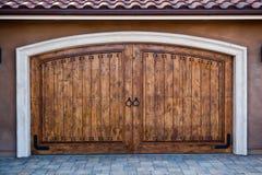 Puertas magníficas del carro Imagenes de archivo