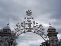 Puertas ornamentales Fotografía de archivo