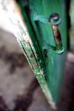 Puertas oxidadas viejas Fotografía de archivo libre de regalías