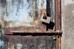 Puertas, puertas Imagen de archivo libre de regalías