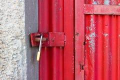 Puertas, puertas Foto de archivo