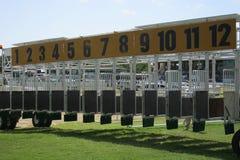 Puertas que comienzan fotografía de archivo