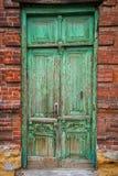 Puertas viejas de Rostov-On-Don Foto de archivo