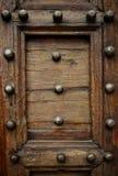 Puertas viejas del renacimiento Imagenes de archivo