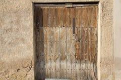 Puertas viejas 41 ventanas Στοκ εικόνα με δικαίωμα ελεύθερης χρήσης
