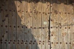 Puertas Υ viejas 29 ventanas Στοκ εικόνα με δικαίωμα ελεύθερης χρήσης