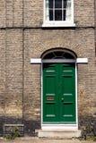 Puertas viejas y de madera clásicas Fotos de archivo